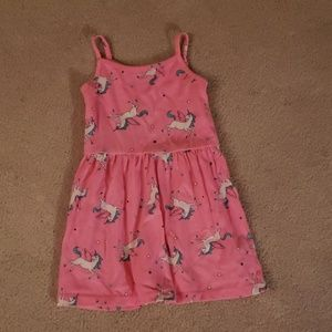 🦄Carter's Toddler Girl 3T Tank Dress